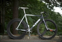 Fixed Gear Bicycles / Some track bikes that I like