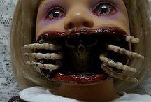 creepy things to make