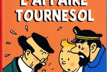 Tintin Hommages et pastiches