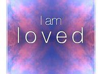 I AM LOVED# ME#POSTIVE#GREATFUL#