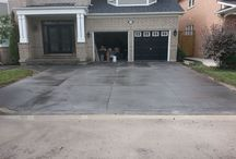 Concrete Driveways and Extensions