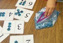 Numeracy Center Ideas - Kindergarten & Grade 1