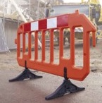 Barriers / HSS Hire, we've got a range of barriers to suit almost every situation. They're all available to hire from our website.  #hss #hsshire #toolhire #equipmenthire #safety #healthandsafety #fence #fencing #barrier #barrierhire