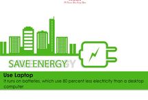 Save Energy at Home / Tips to Save Energy at Home