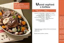 Kuchařka a recepty Tefal Mijotcook SD5000 / Najdete zde spoustu receptů a nápadů na jídlo s Tefal Mijotcook SD5000