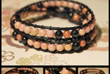 Handmade bracelets / Handmade bracelets by Happyness Factory