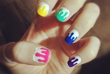 Nails / Ideas to do with nails
