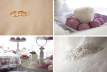Lovely wedding details