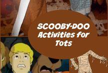 kendele's Scooby-Doo birthday