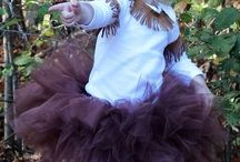 Char & Ella's Halloween costumes