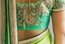 blouse patterns for saree