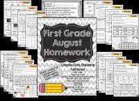 August Homework / by Buysellteach
