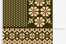 Fantastisk knit diagram
