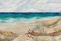 Art Quilts / art quilts I admire