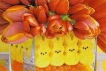 Easter ideas / by Margie Chavez