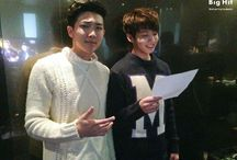 0. Bts RapMonster and Jungkook