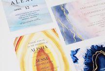 Geode invitations