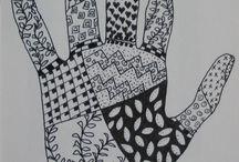 Strukturen, Muster, Fineline