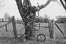 Crazy Bikes / People love bicycles.  People love to alter their bicycles.  People love to do crazy, crazy things to their bicycles.  How fun is that? / by Paul's Bicycle Repair