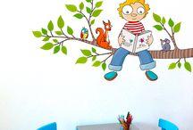 ζωγραφική τοιχου