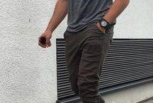 short man , style