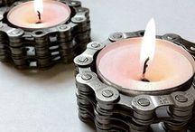 Θήκες για κεριά