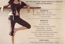 χορος και ασκηση