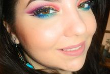 Make-up looks by me / Here you can see some of my work. For me, make-up is more than a passion. It is the love of my life and I hope you like the result of my creativity and my hard working.