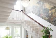 Stairs. / Escaleras