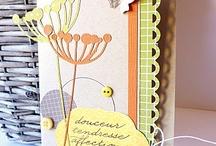 SCRAPBOOKING - INSPIRATION CARTES