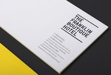 Design : stationery