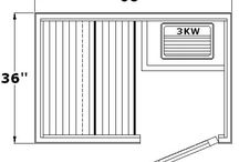 Avalon Pre-Built Traditional Saunas / Avalon pre-built saunas for sale at Saunas.com.  Huge selection of Avalon easy to assemble pre-built saunas. Our expert staff will help find the right Avalon pre-built sauna for you. Shop now.