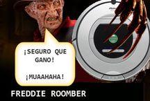 Halloween ¿Roomba o trato? / Gana una #Roomba760 por contarnos la historia más terrorífica. https://www.facebook.com/megustalaroomba