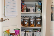 Our House - Pantry / by Meredith Boniface