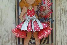 Multi style dolls