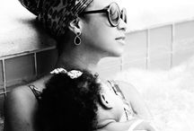 Motherhood icon pictures / Mother & daughter ~ love ~motherhood