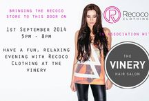Salon Events / Join The Vinery for our salon events!