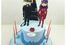 Miraculous&Catnoir cake / Cake