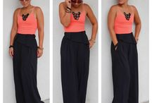 slimming outfits