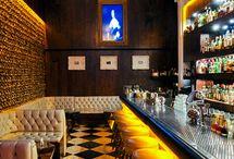 Bar sofaer