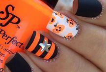 Nails Halloween