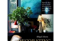 Books for Home Decor / by Cu Xit