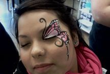 Face Paints / by Tanya Collins Sakulich