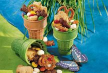 Kid Snacks/Recipes / by Marcie Haug