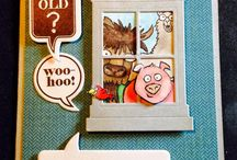 Stampin' Up! ~ From the Herd