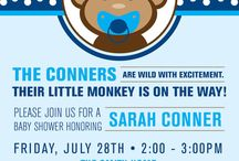 Little Monkey Baby Shower 7.14.13