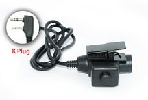 Radio Earpiece Plug