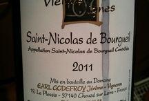 Vins de Bourgueil & Saint Nicolas de Bourgueil