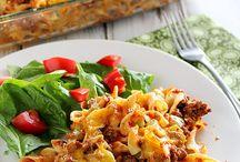 Dinnertime: Casserole