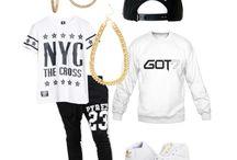 ~ Doramas & Kpop Outfits ~